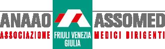 ANAAO ASSOMED Friuli Venezia Giulia Logo