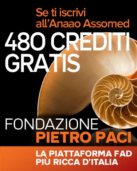 crediti Anaao Pietro Paci
